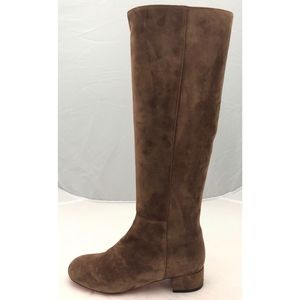 Christian Louboutin Shoes - New Christian Louboutin Liliboots Brown Suede 37